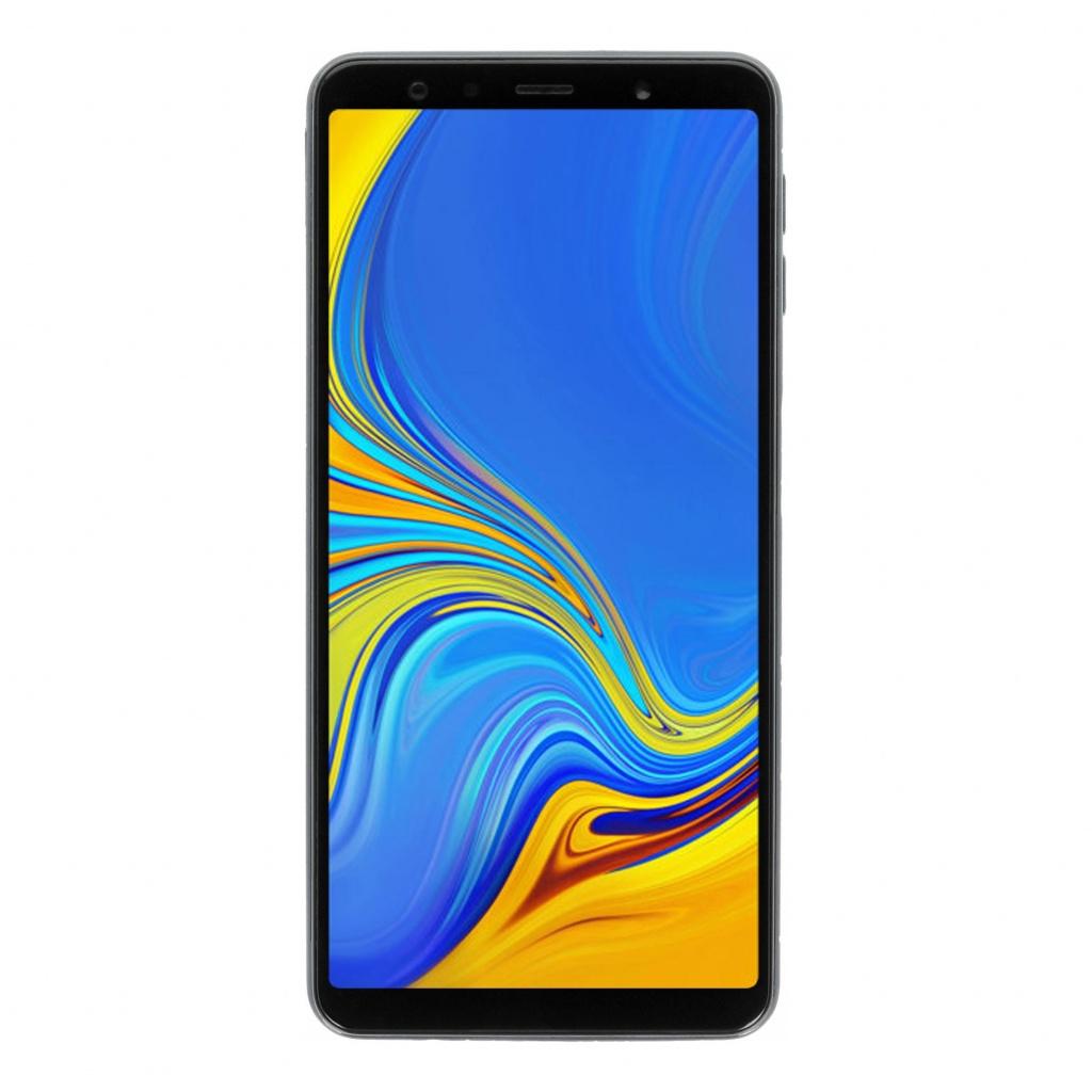 Samsung Galaxy A7 (2018) Duos 64GB schwarz - neu