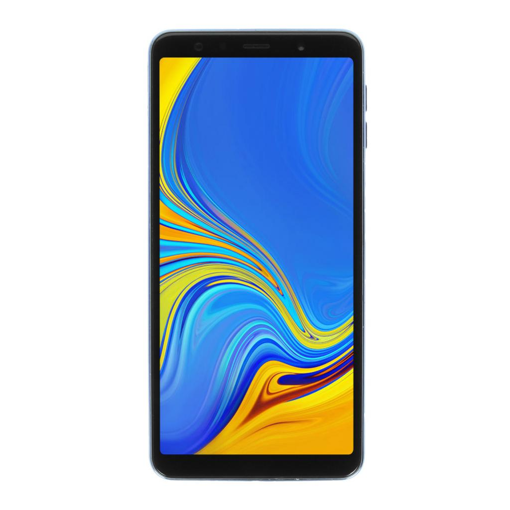 Samsung Galaxy A7 (2018) Duos 64GB blau - neu