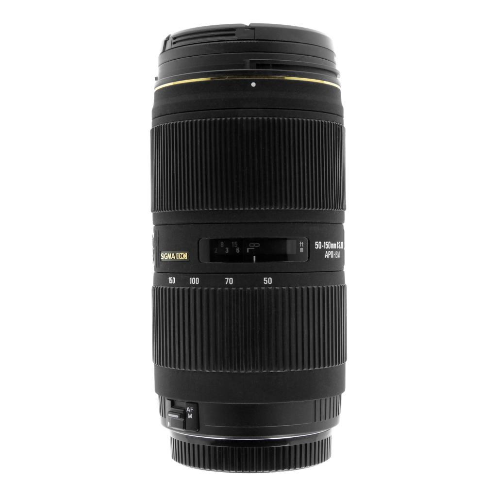 Sigma pour Canon EF 50-150mm 1:2.8 AF EX DC APO HSM II noir - Neuf