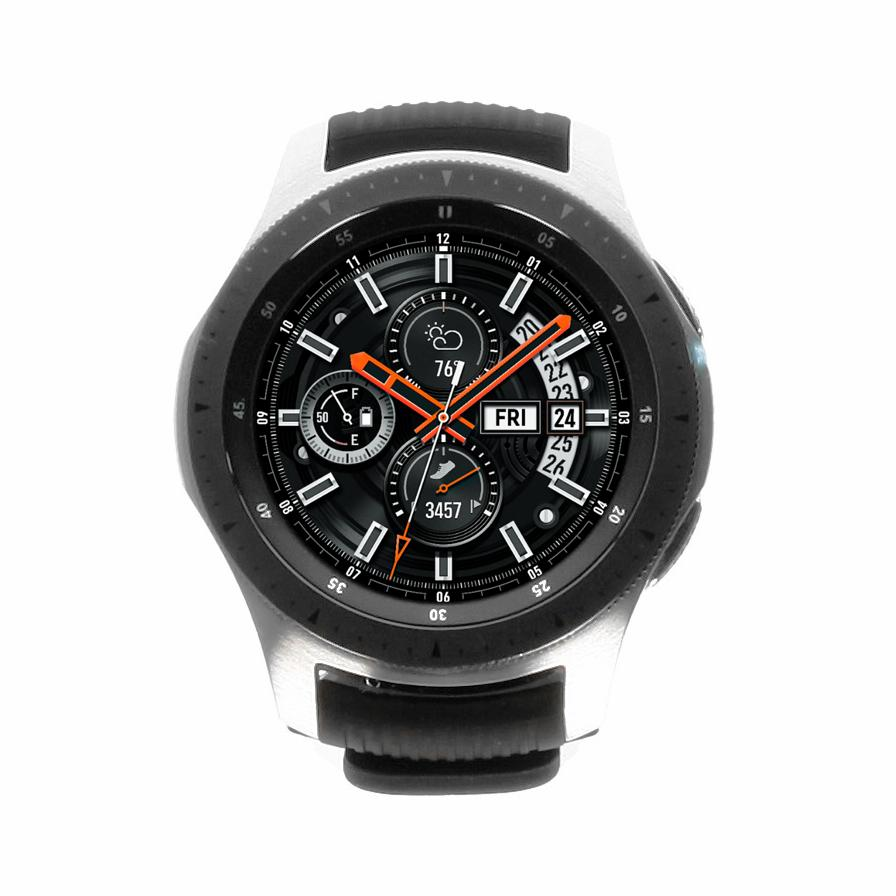 Samsung Galaxy Watch 46mm LTE (SM-R805) silber - gut