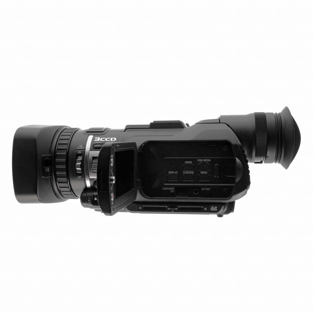 JVC GY-HM100E negro - nuevo