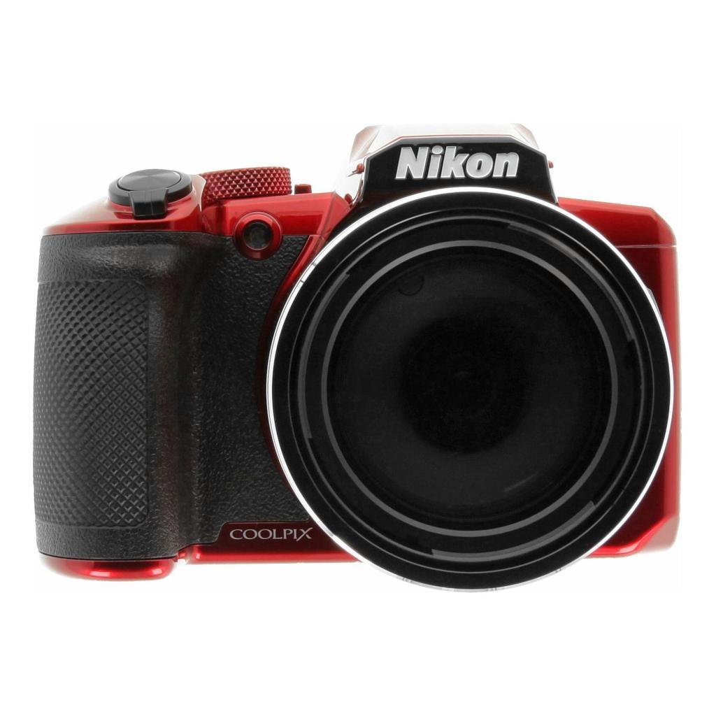 Nikon Coolpix B600 rojo - nuevo