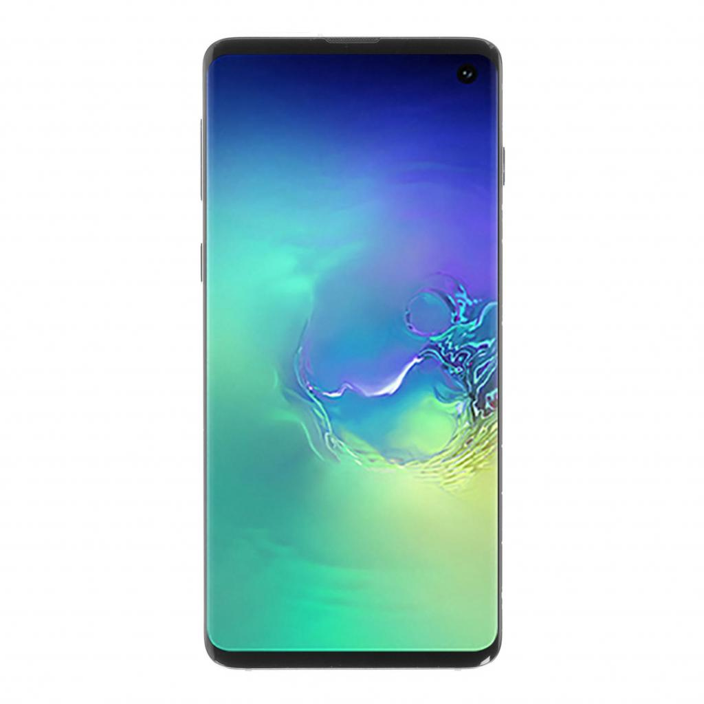 Samsung Galaxy S10 Duos (G973F/DS) 128Go vert prisme - Comme neuf