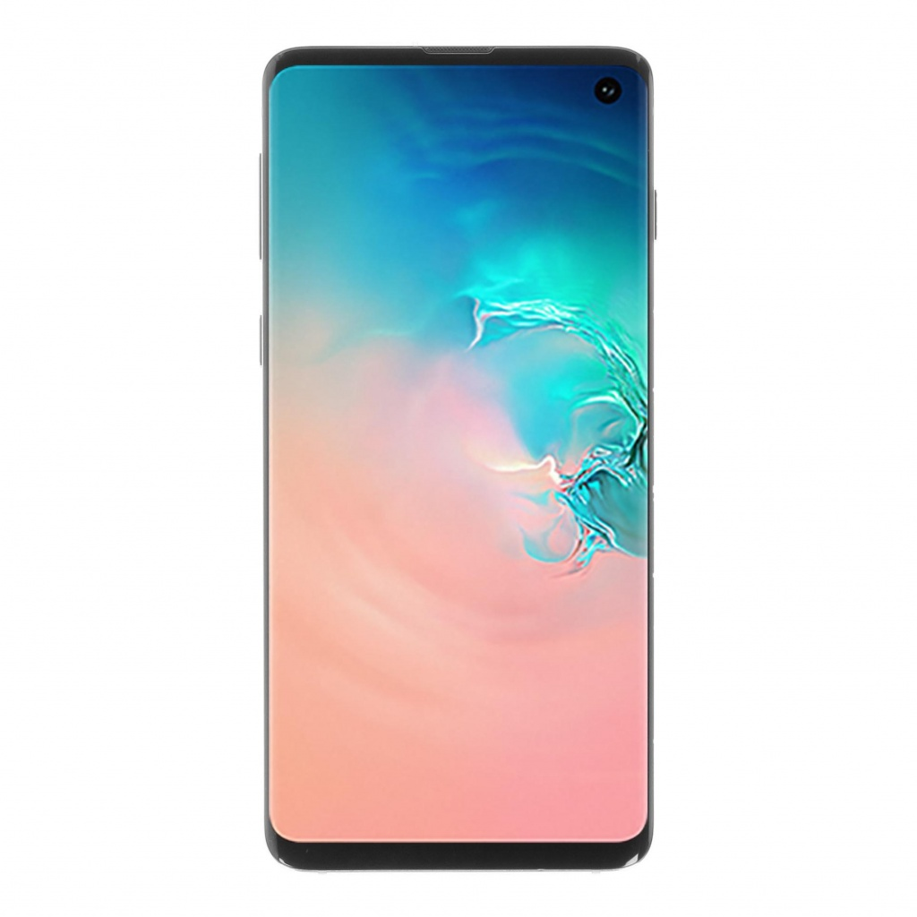 Samsung Galaxy S10 Duos (G973F/DS) 128Go blanc prisme - Comme neuf