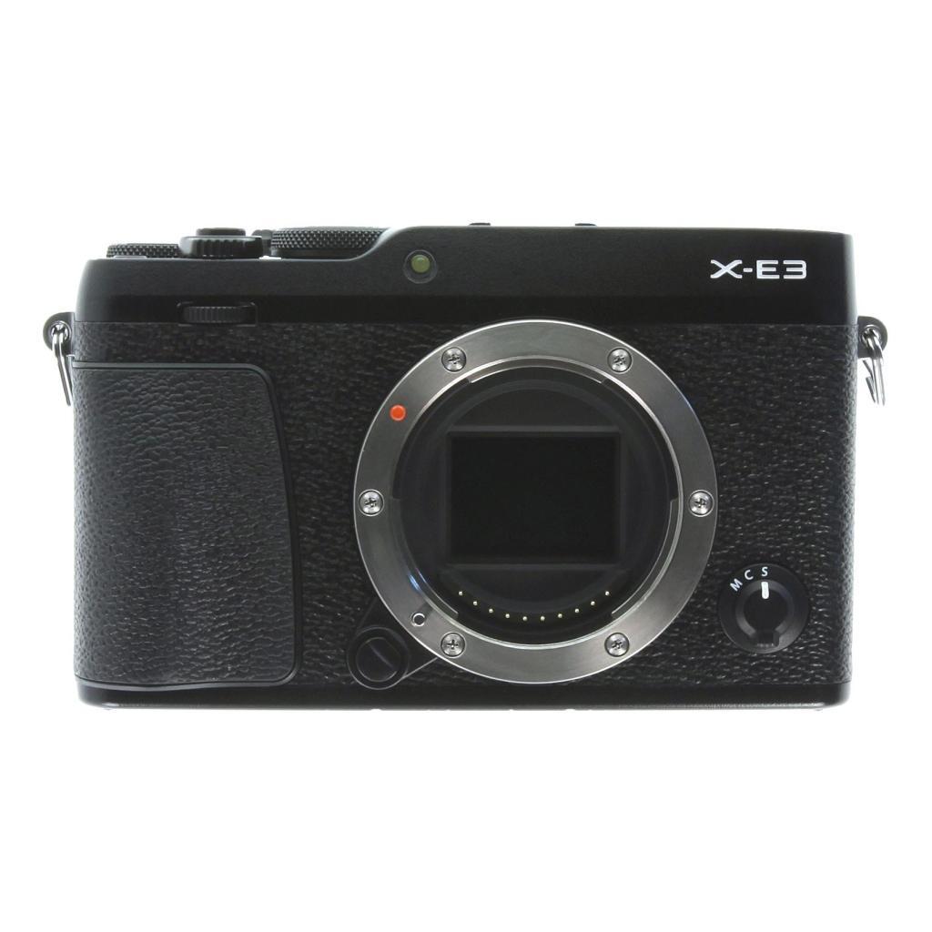 Fujifilm X-E3 schwarz - neu