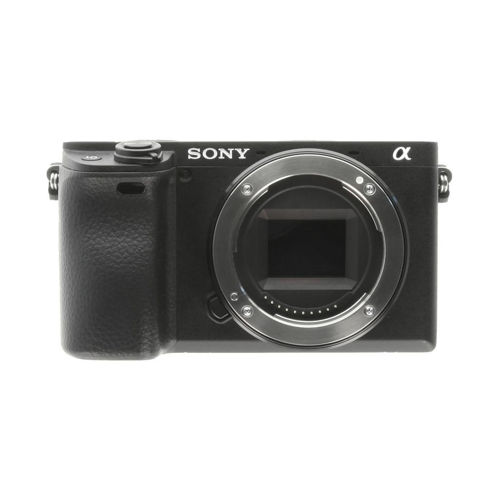 Sony Alpha 6400 schwarz - neu