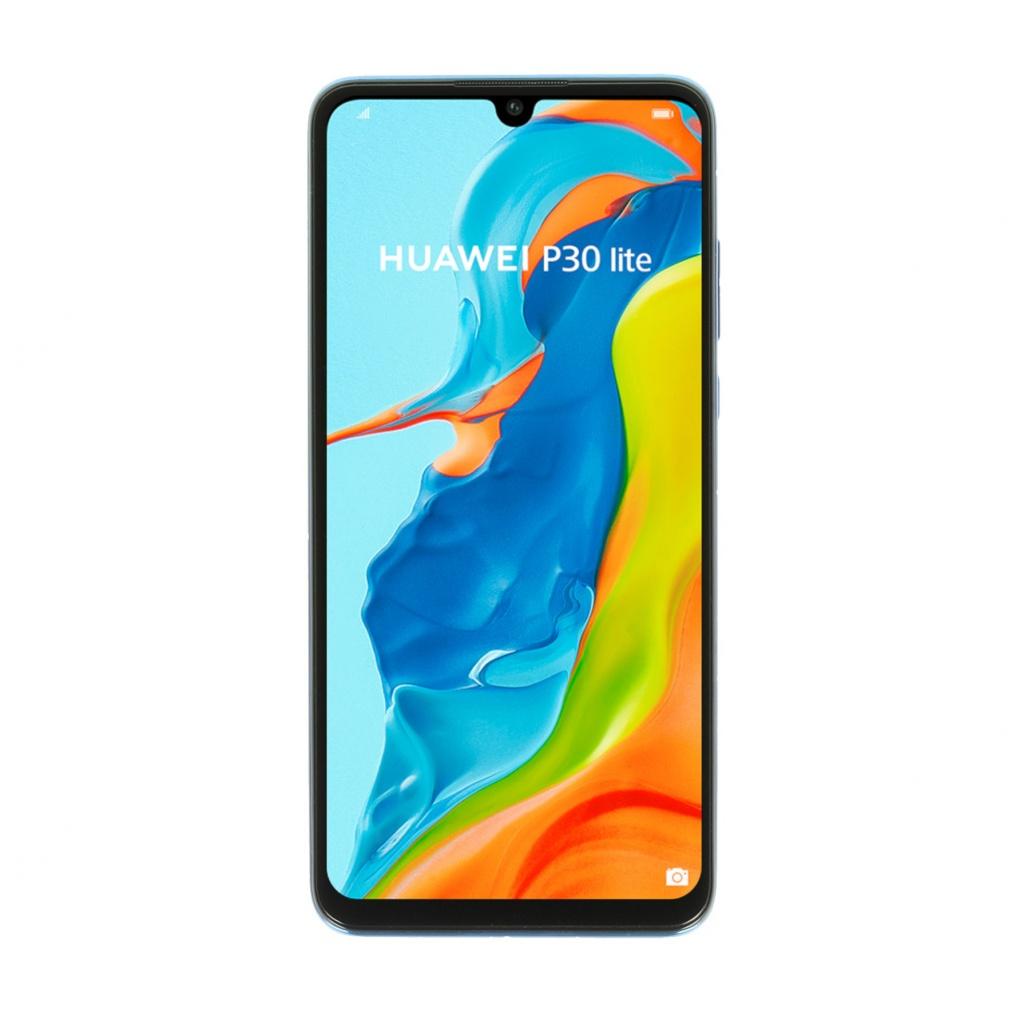 Huawei P30 lite Dual-Sim 128GB kristal - neu