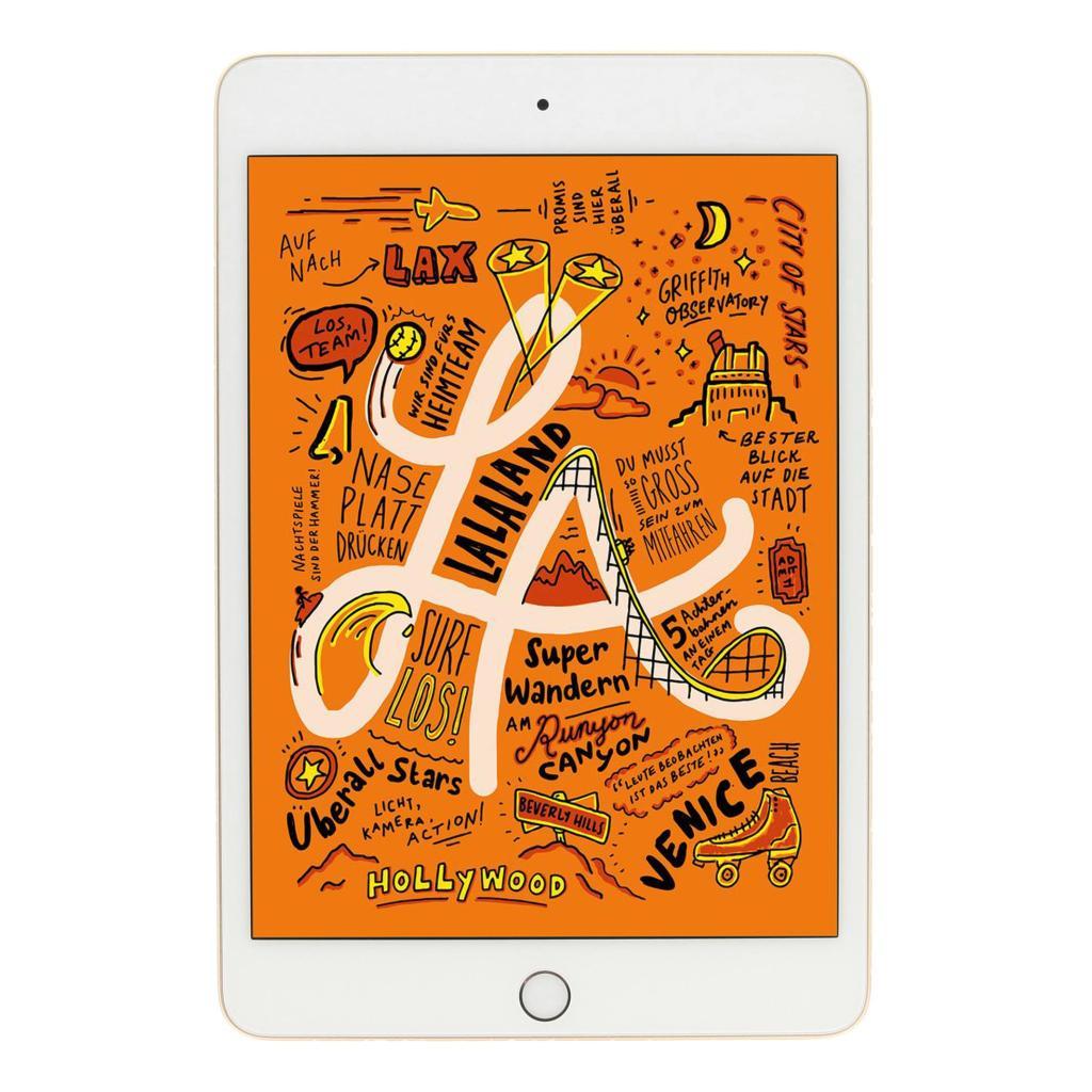 Apple iPad mini 2019 (A2133) WiFi 64GB gold - neu