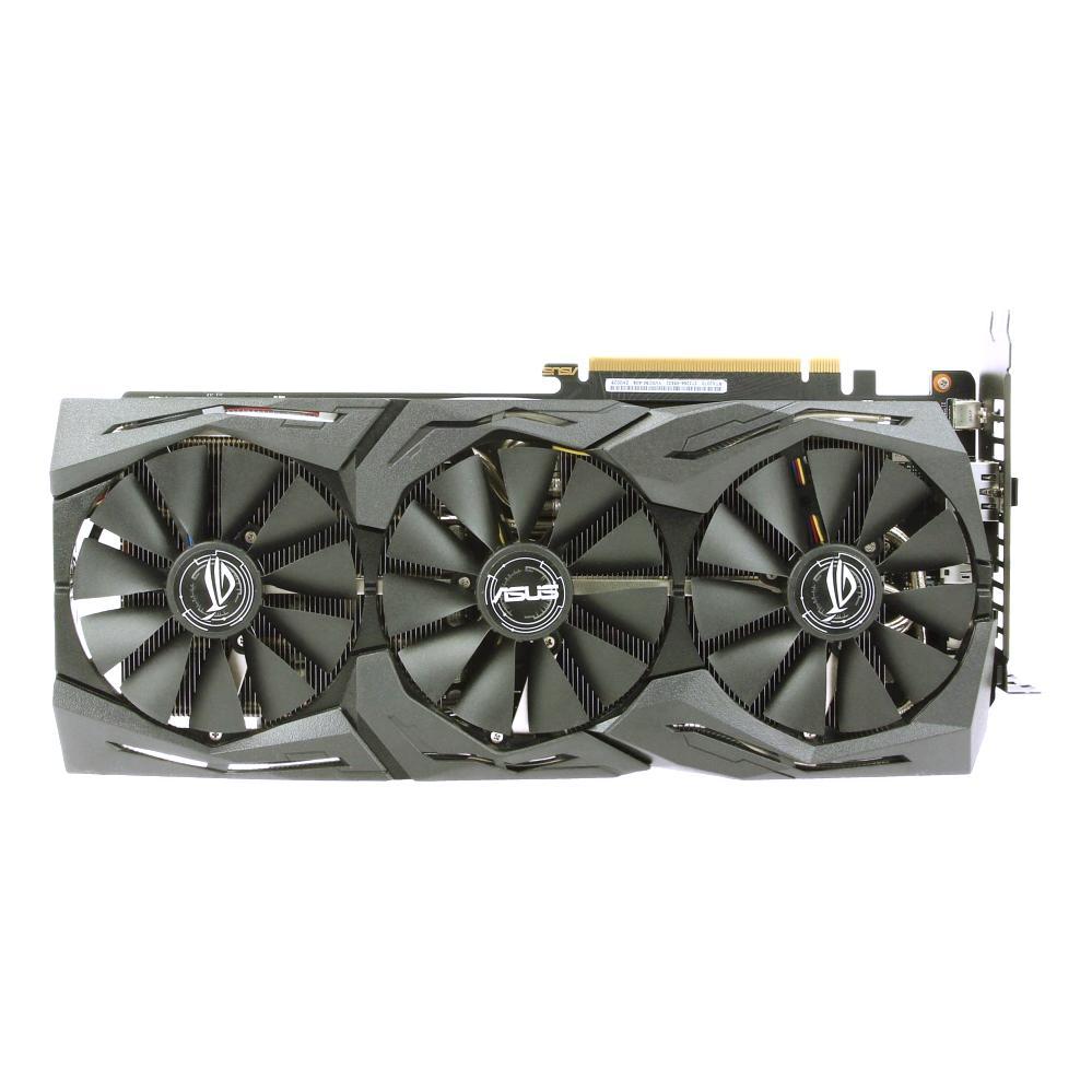 Asus ROG Strix GeForce RTX 2070 OC (90YV0C90-M0NA00) schwarz - neu