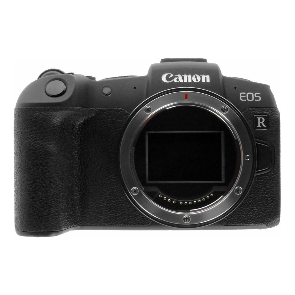Canon EOS RP con adaptador de objetivo EF-EOS R negro - nuevo