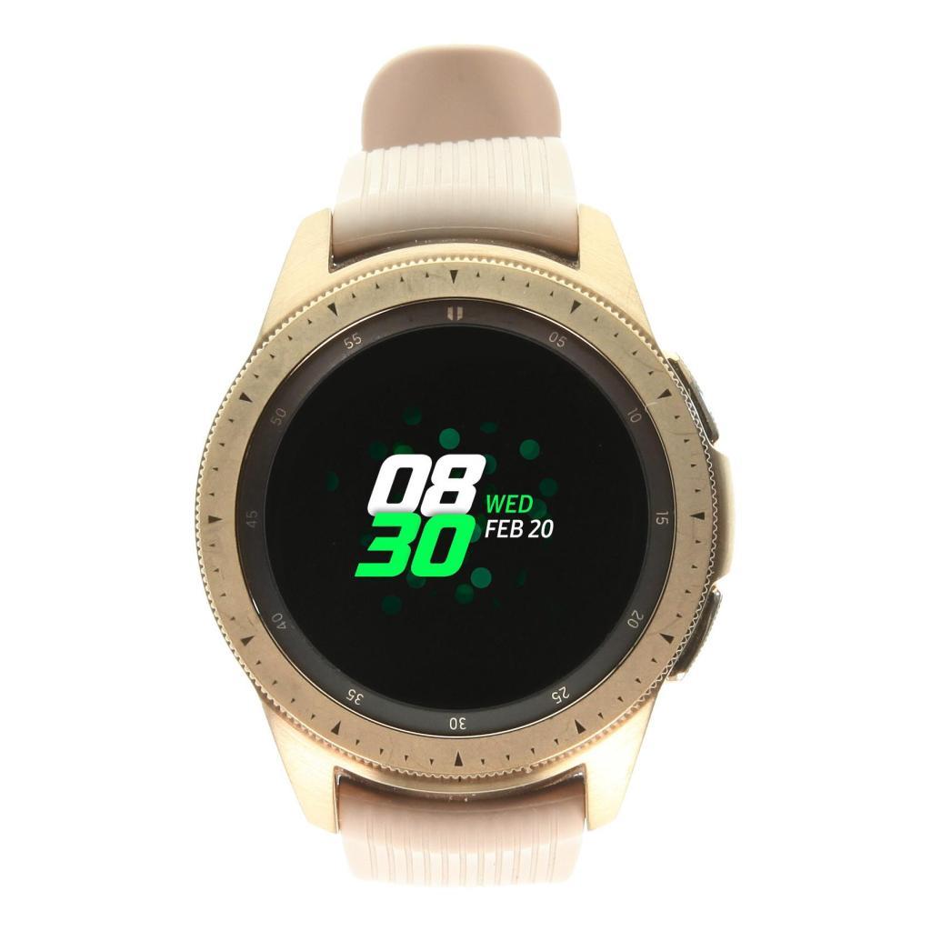 Samsung Galaxy Watch 42mm - LTE (SM- R815) oro rosado - nuevo