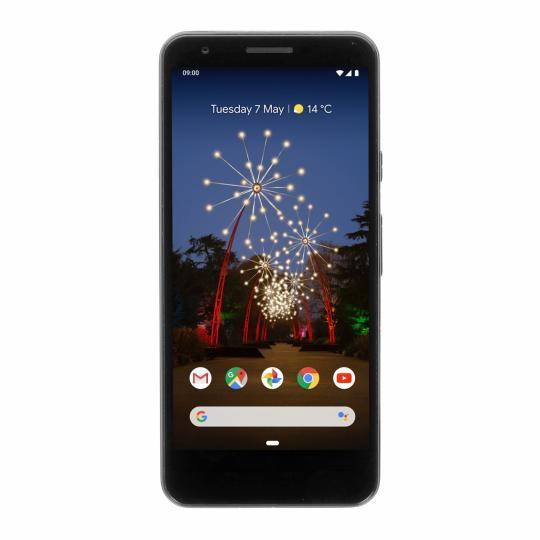 Google Pixel 3a 64GB schwarz - neu