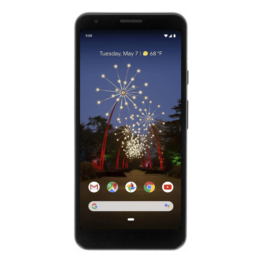 Google Pixel 3a XL 64GB negro - buen estado