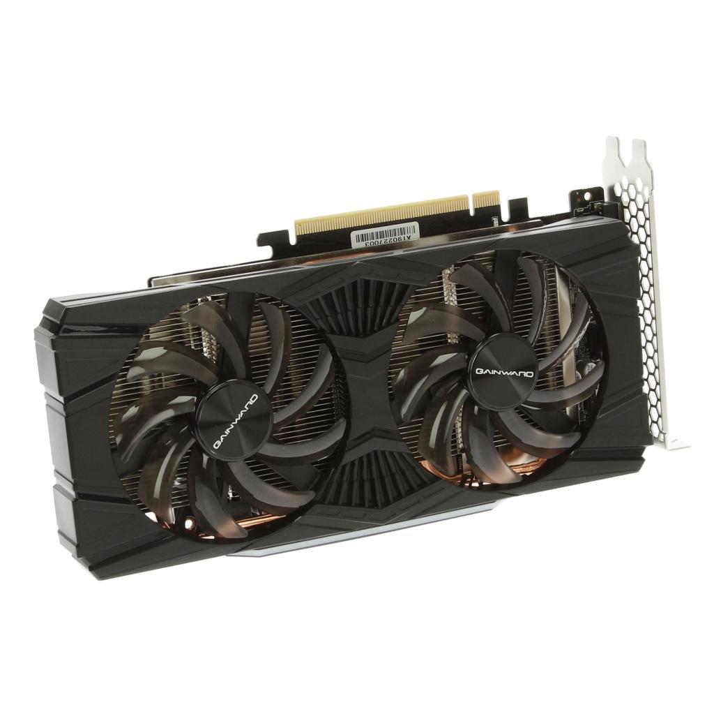 Gainward GeForce GTX 1660 Ti Ghost OC (426018336-4436) noir - Neuf