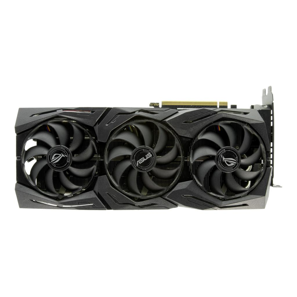 Asus ROG Strix GeForce RTX 2080 OC (90YV0C60-M0NM00) negro - buen estado