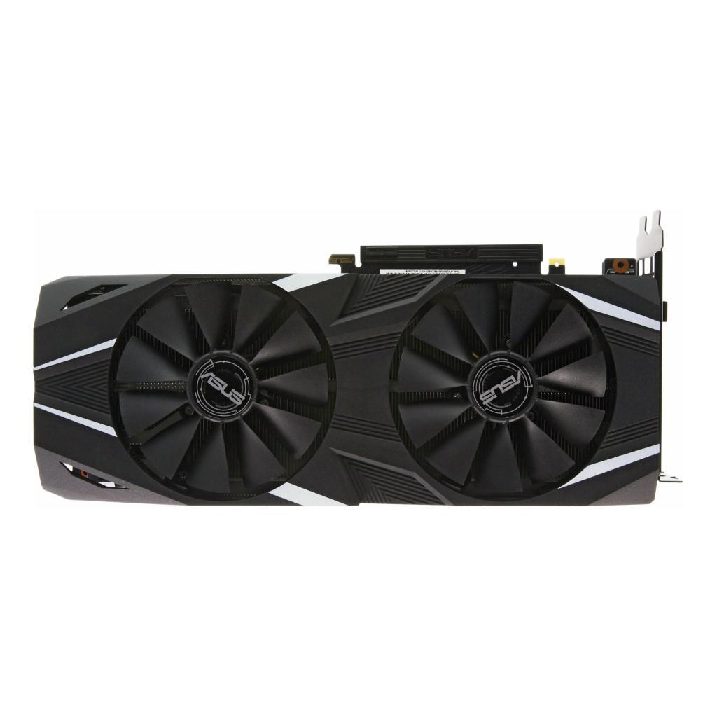 Asus Dual GeForce RTX 2080 OC (90YV0C30-M0NM00/90YV0C30-M0NA00) negro - nuevo