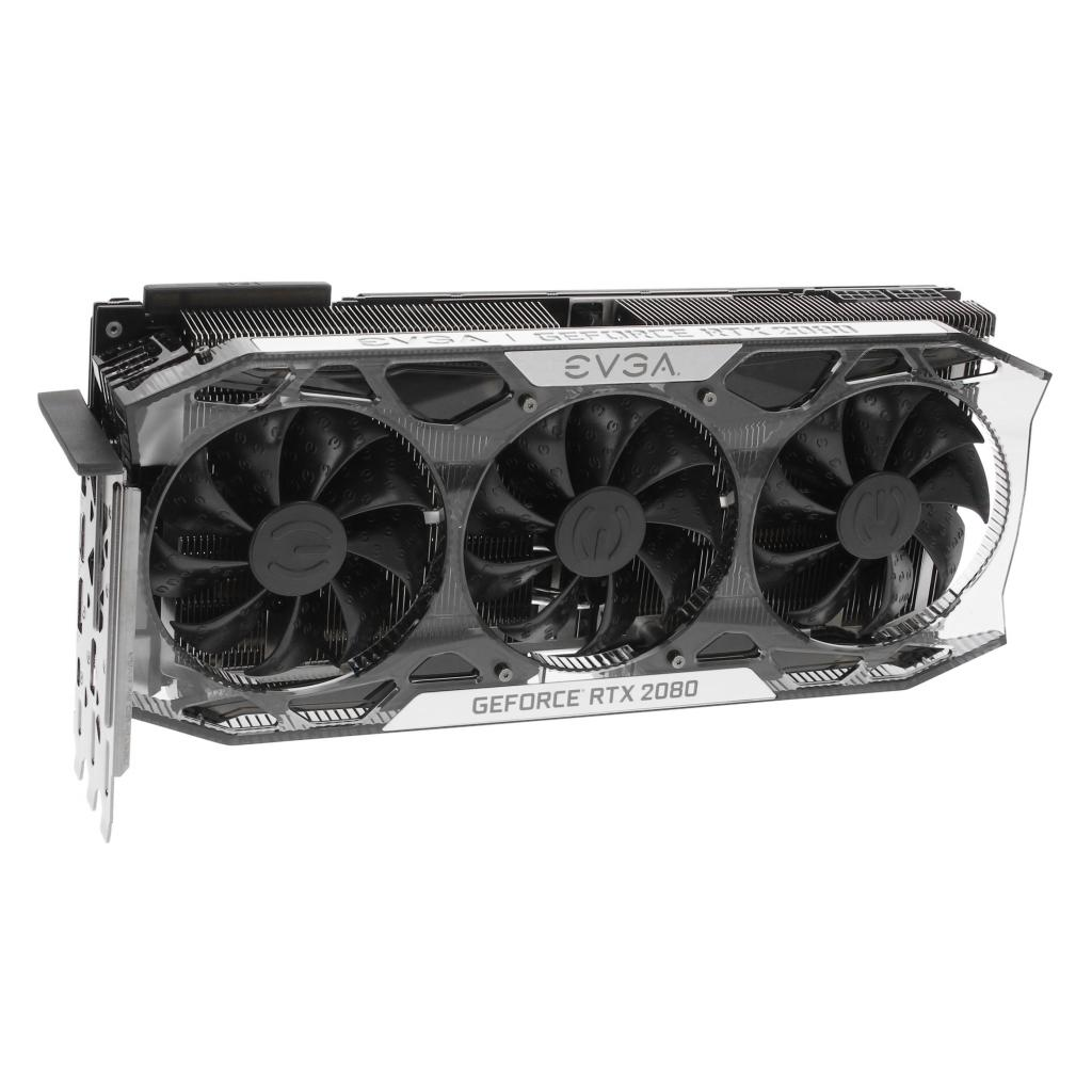 EVGA GeForce RTX 2080 FTW3 Ultra Gaming (08G-P4-2287-KR) schwarz - sehr gut