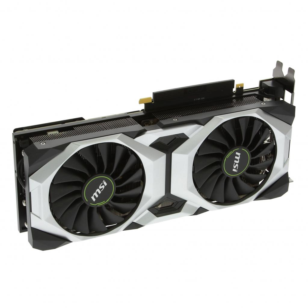 MSI GeForce RTX 2080 Ti Ventus 11G OC (V371-002R) noir & blanc - Neuf