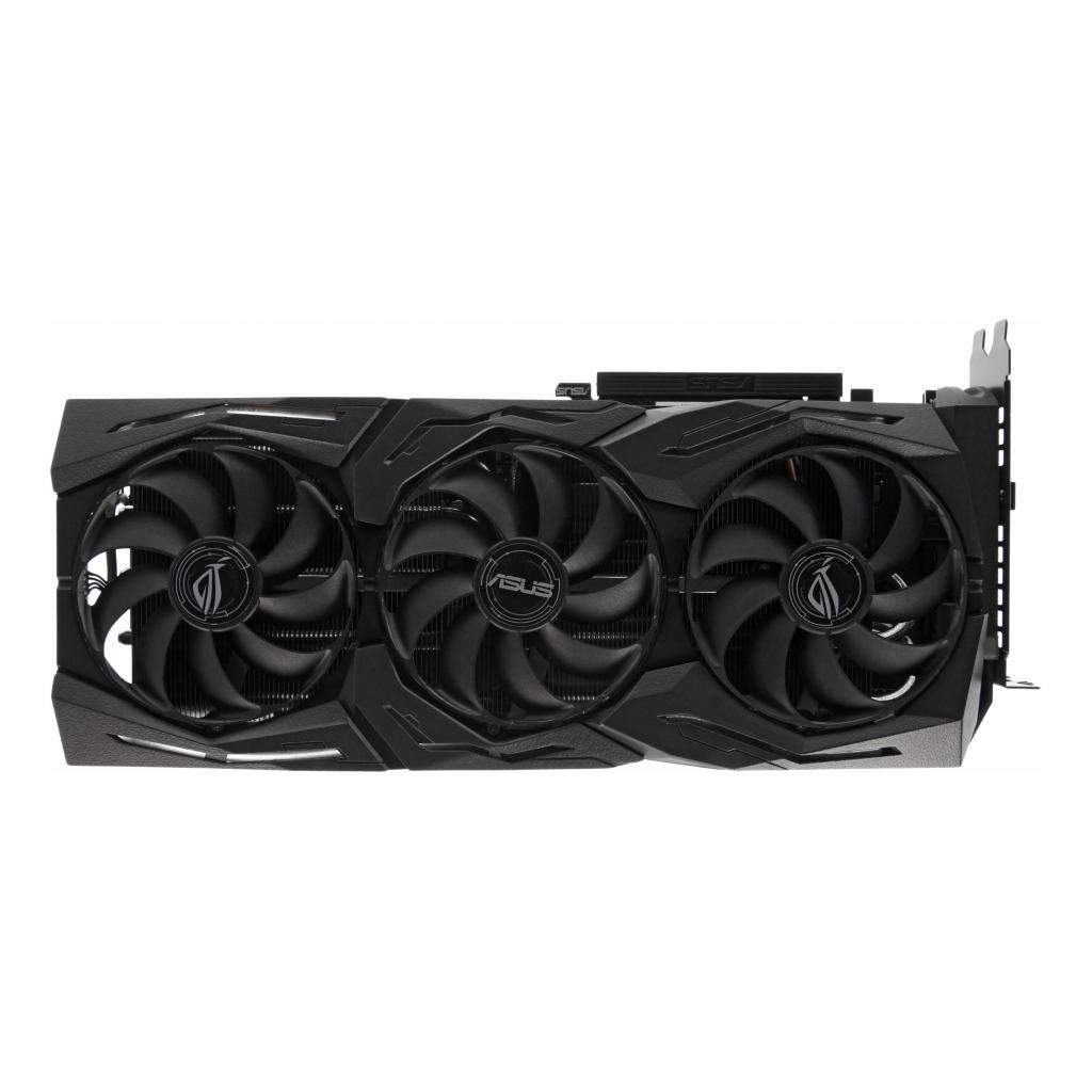 Asus ROG Strix GeForce RTX 2080 Ti, ROG-STRIX-RTX2080TI-11G-GAMING (90YV0CC2-M0NM00) schwarz - sehr gut