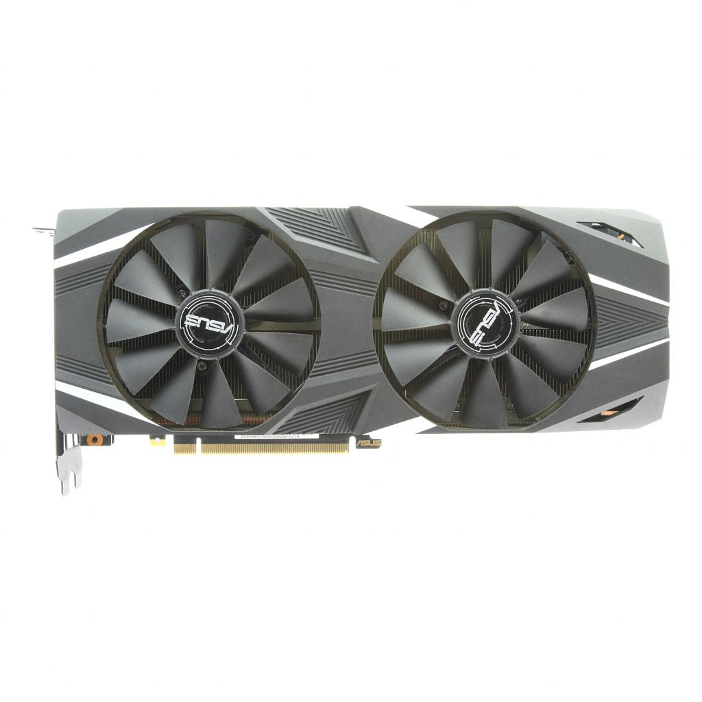 Asus Dual GeForce RTX 2080 Ti, DUAL-RTX2080TI-11G (90YV0C43-M0NM00) schwarz - neu