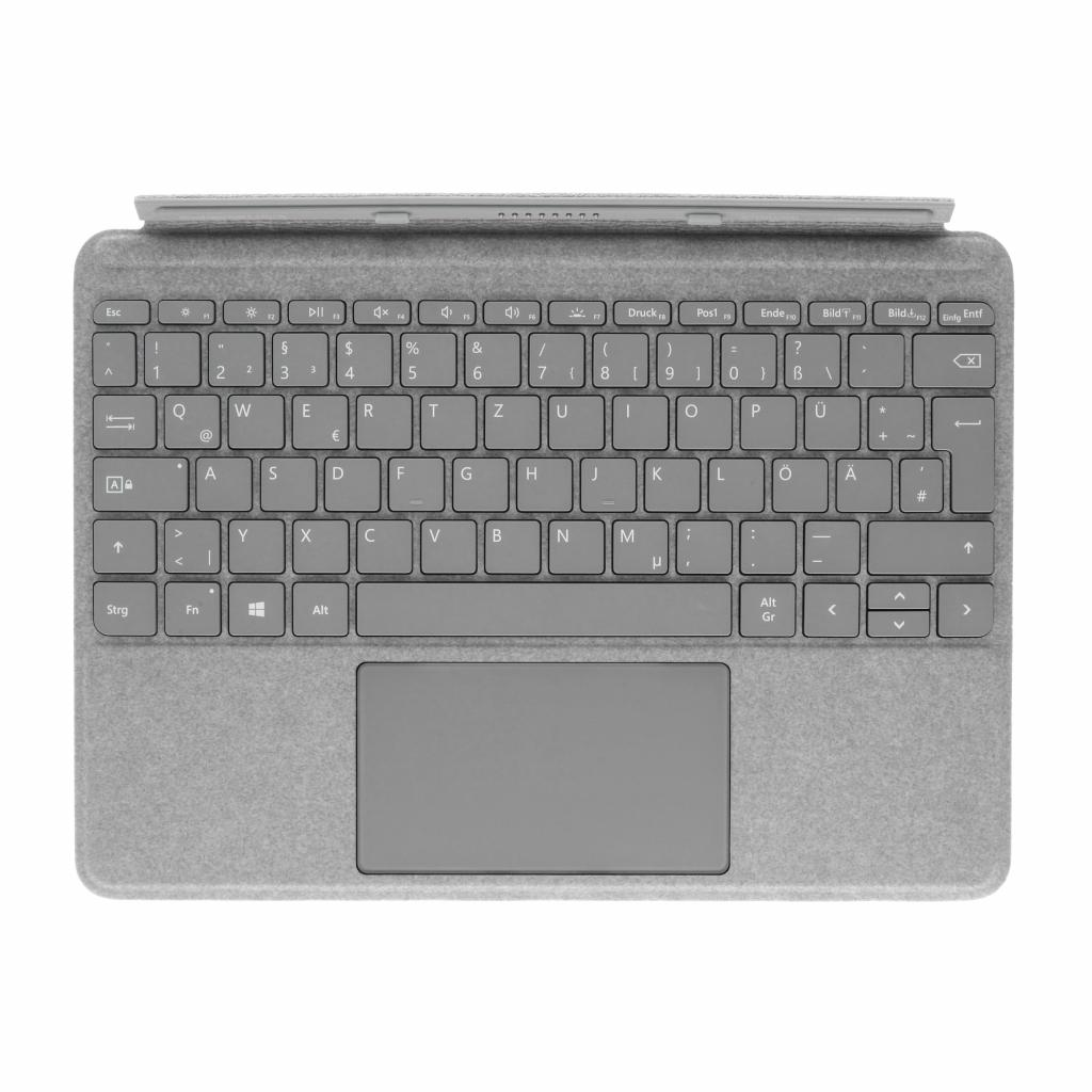 Microsoft Surface Go Signature Type Cover (1840) grau - QWERTZ - gut