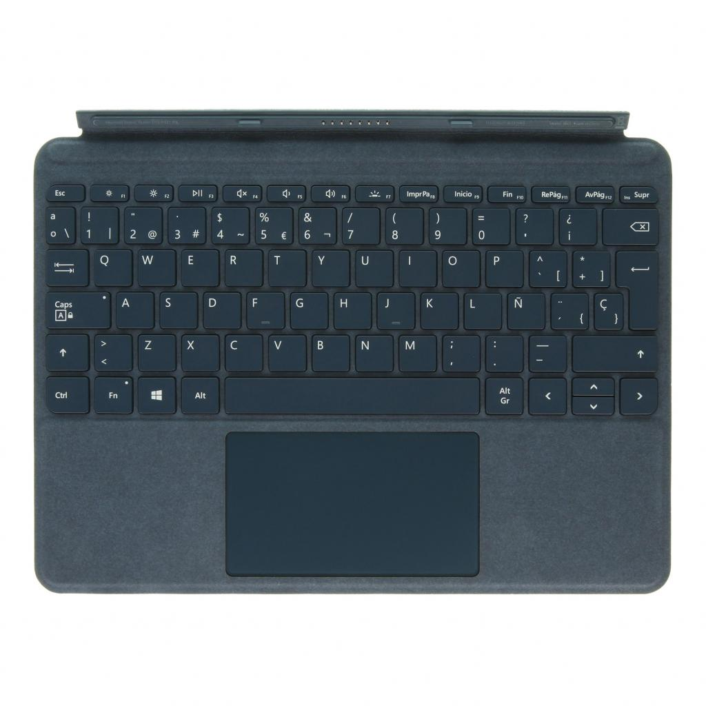 Microsoft Surface Go Signature Type Cover (1840) blau - QWERTZ - sehr gut
