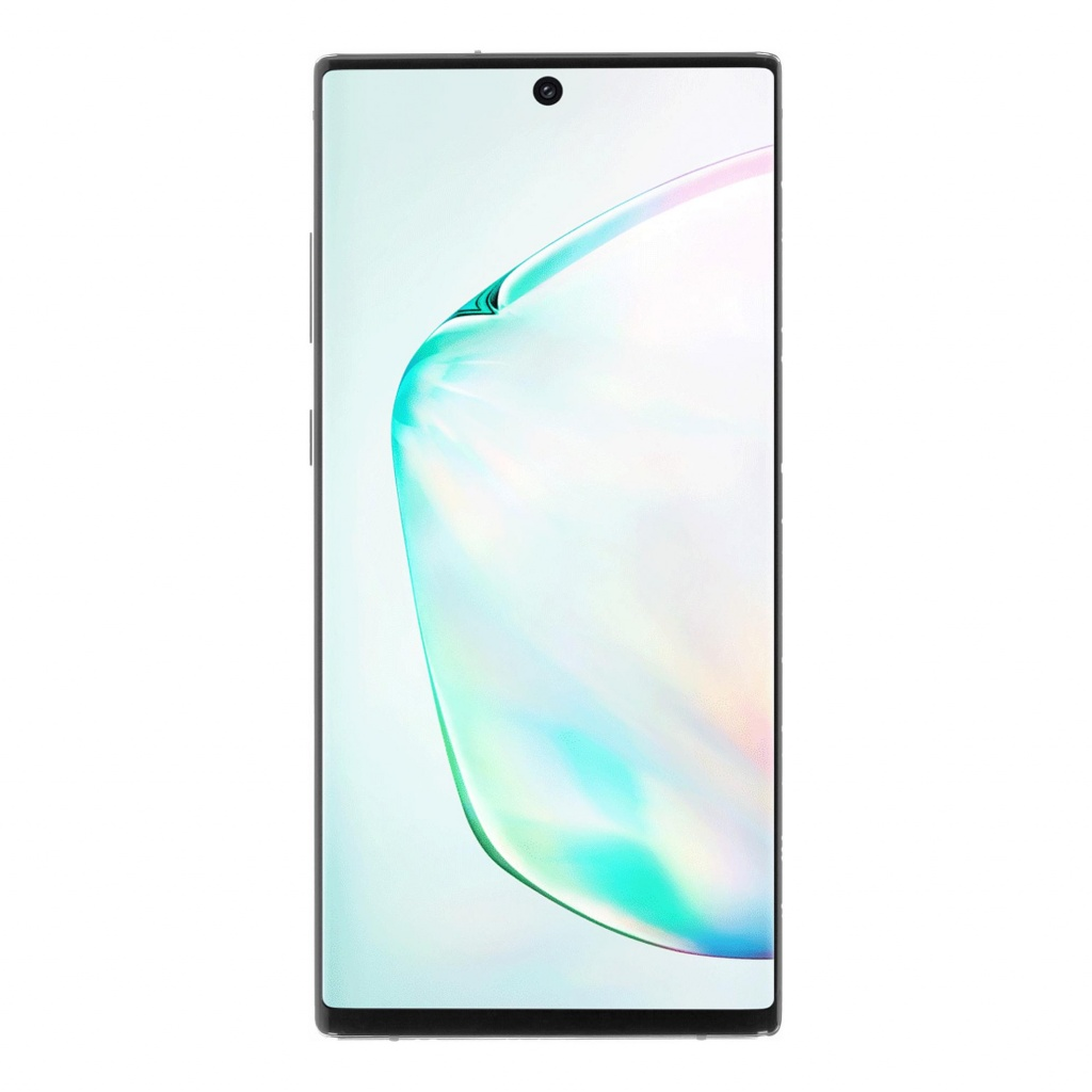 Samsung Galaxy Note 10+ Duos N975F/DS 256Go blanc - Comme neuf