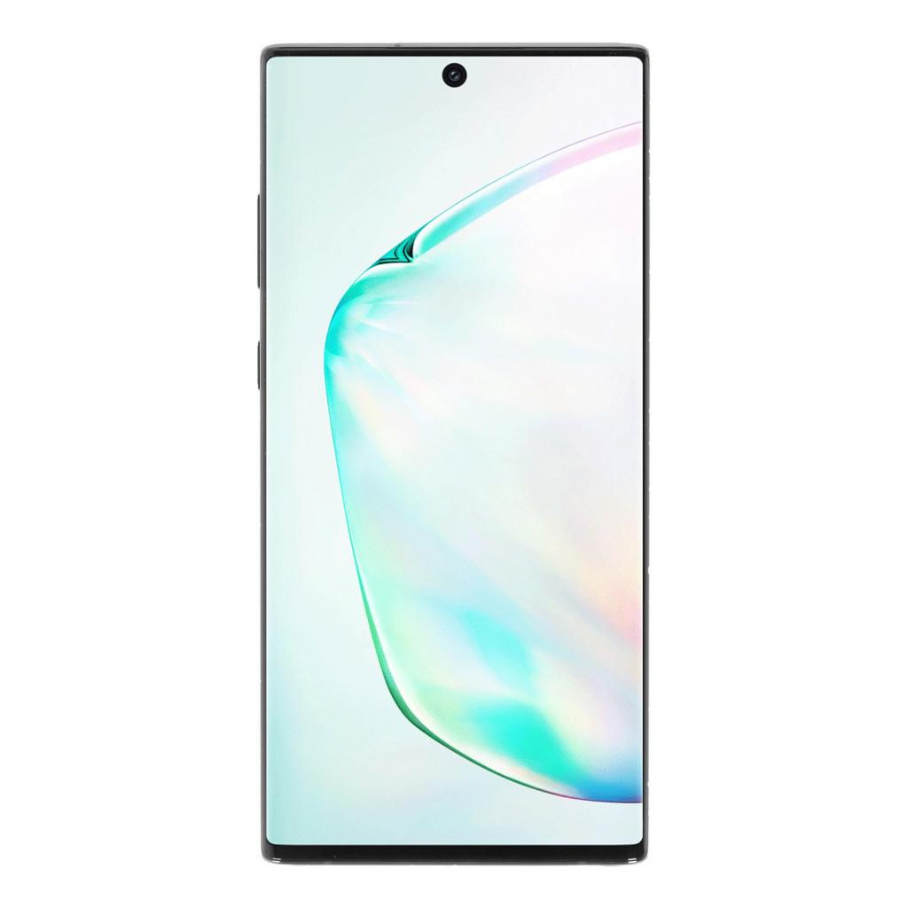 Samsung Galaxy Note 10+ Duos N975F/DS 512GB negro - muy bueno