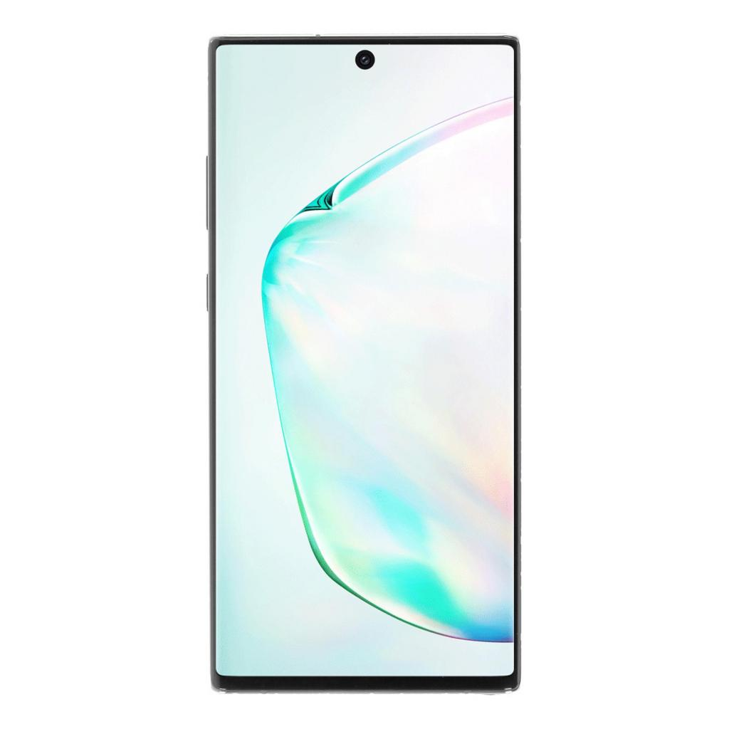 Samsung Galaxy Note 10+ 5G N976B 256Go argent stellaire - Comme neuf