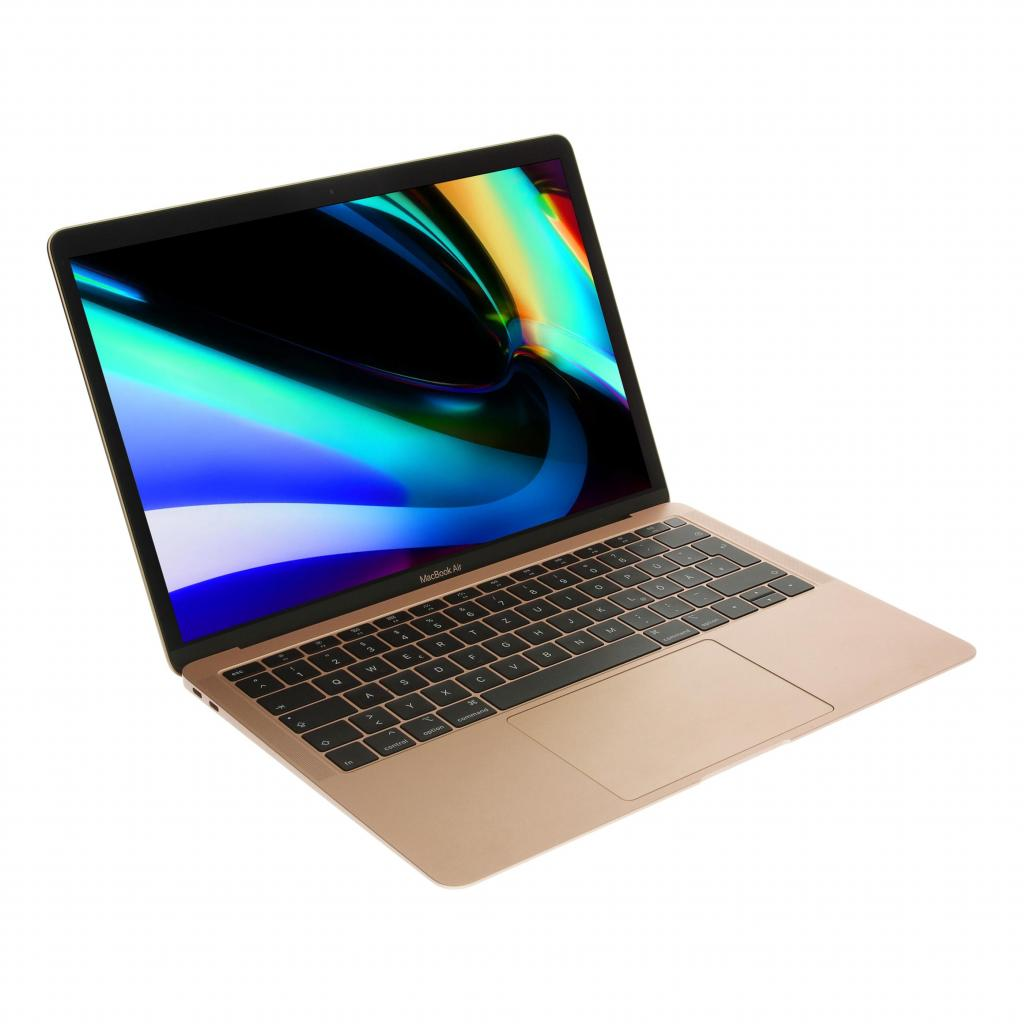 "Apple MacBook Air 2019 13"" (QWERTZ) 1,6 GHz Intel Core i5 128 GB SSD 8 GB oro - nuevo"