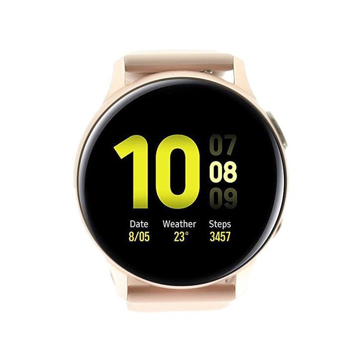Samsung Galaxy Watch Active 2 40mm Aluminium - rosa oro - nuevo