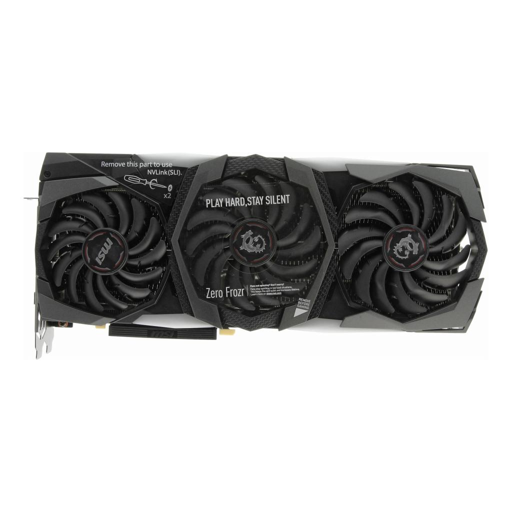 MSI GeForce RTX 2080 SUPER Gaming X Trio (V372-248R) noir - Neuf