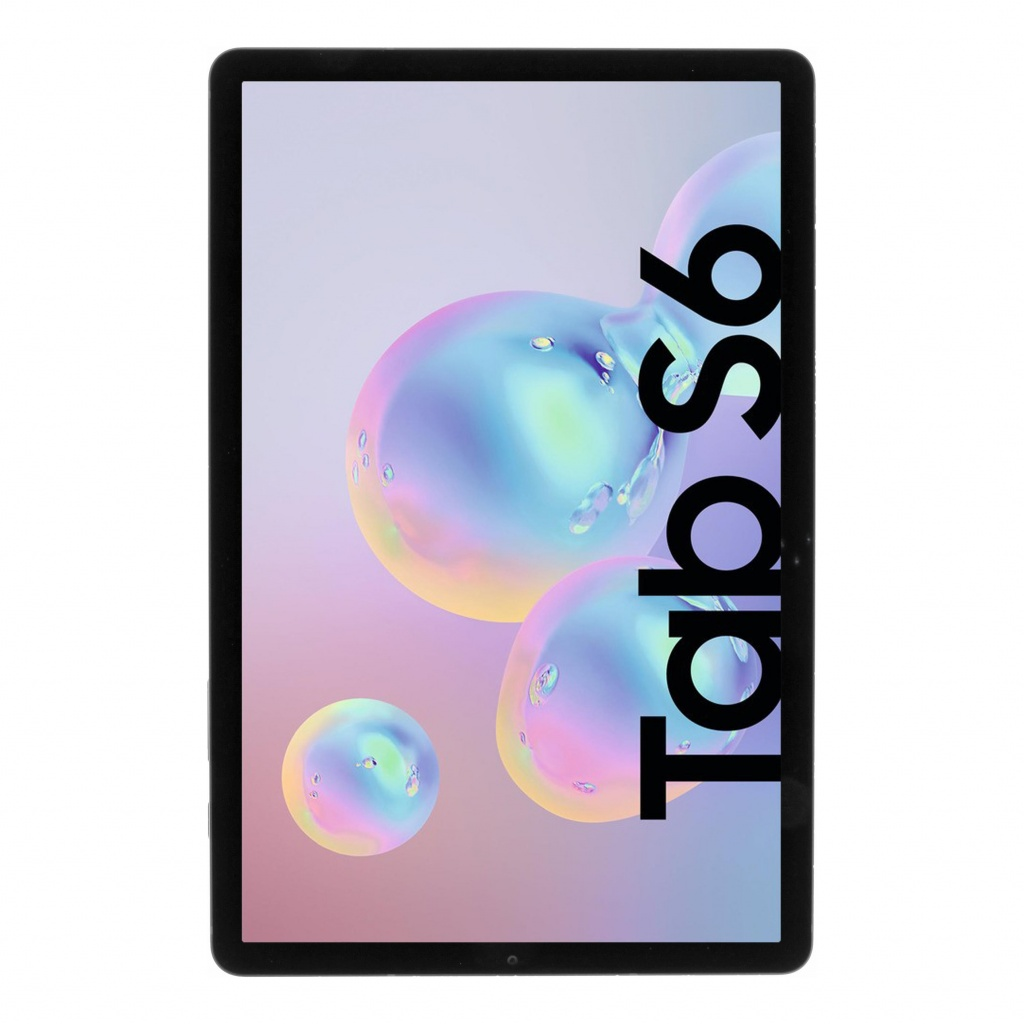 Samsung Galaxy Tab S6 (T860N) WiFi 128GB grau - gut