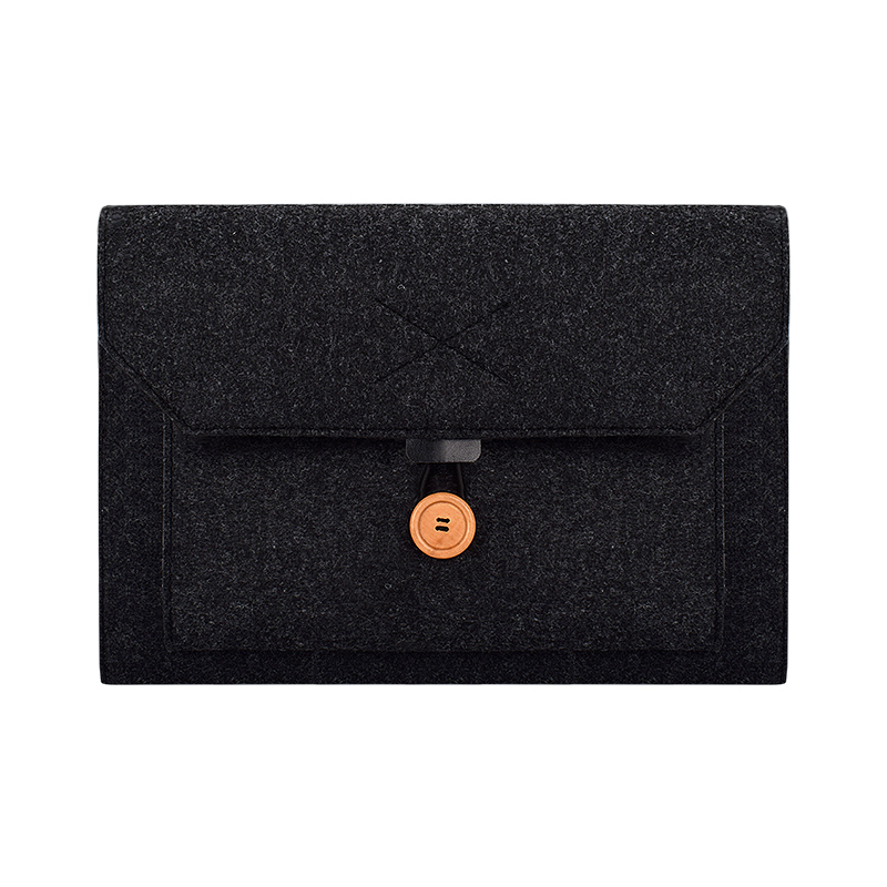 "Sleeve für Apple MacBook 15,4"" -ID16957 schwarz - gut"