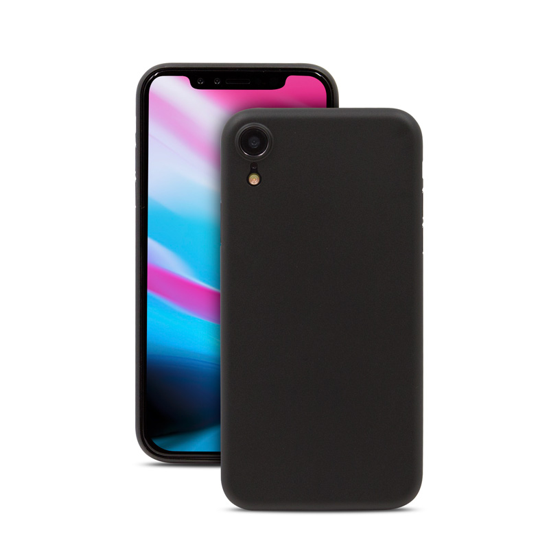 Hard Case für Apple iPhone XR -ID17015 schwarz - neu