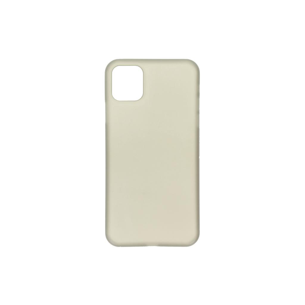 Hard Case für Apple iPhone 11 -ID17036 schwarz/durchsichtig - neu