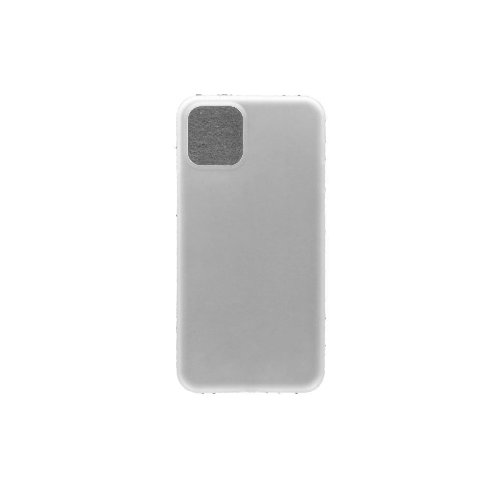 Hard Case für Apple iPhone 11 Pro -ID17039 weiß/durchsichtig - neu