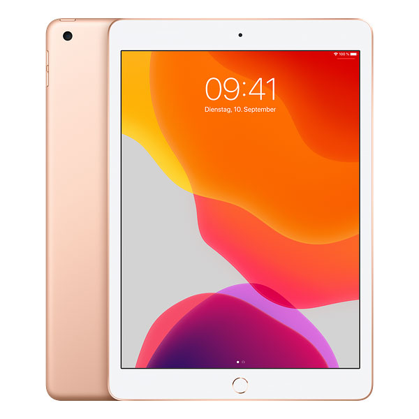 Apple iPad 2019 (A2200) +4G 32GB gold - neu