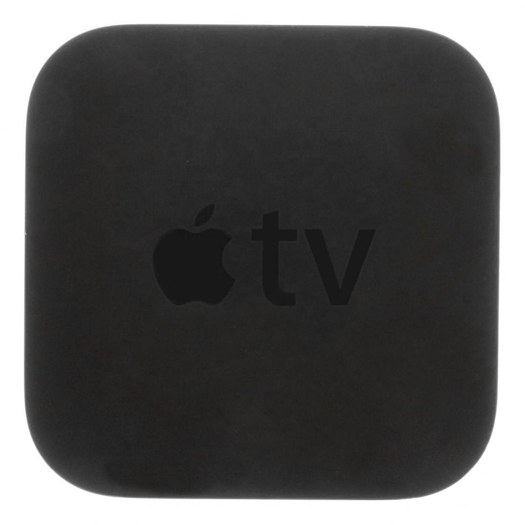Apple TV 4. Generation 64GB schwarz - gut