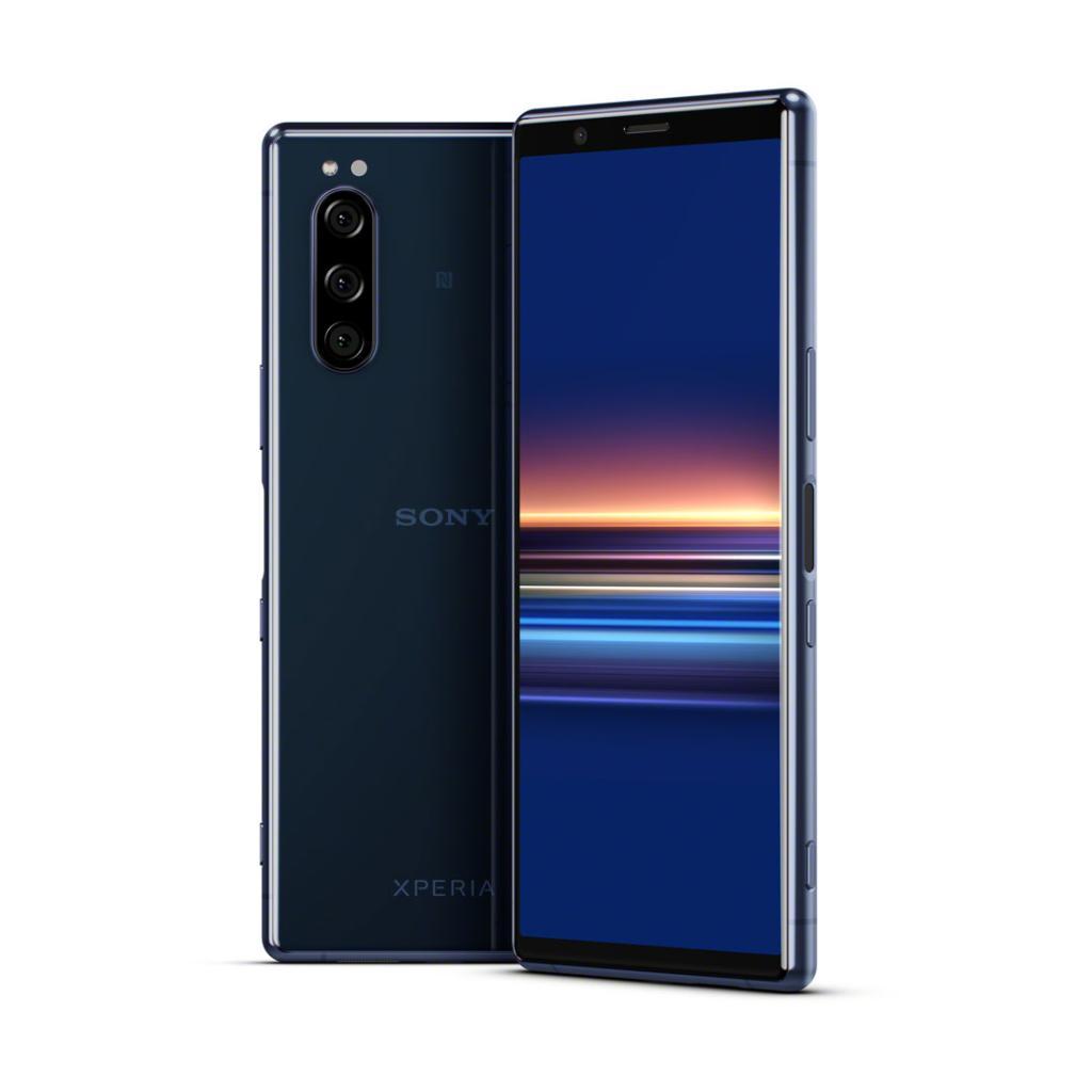 Sony Xperia 5 Dual-SIM 128GB blau - neu