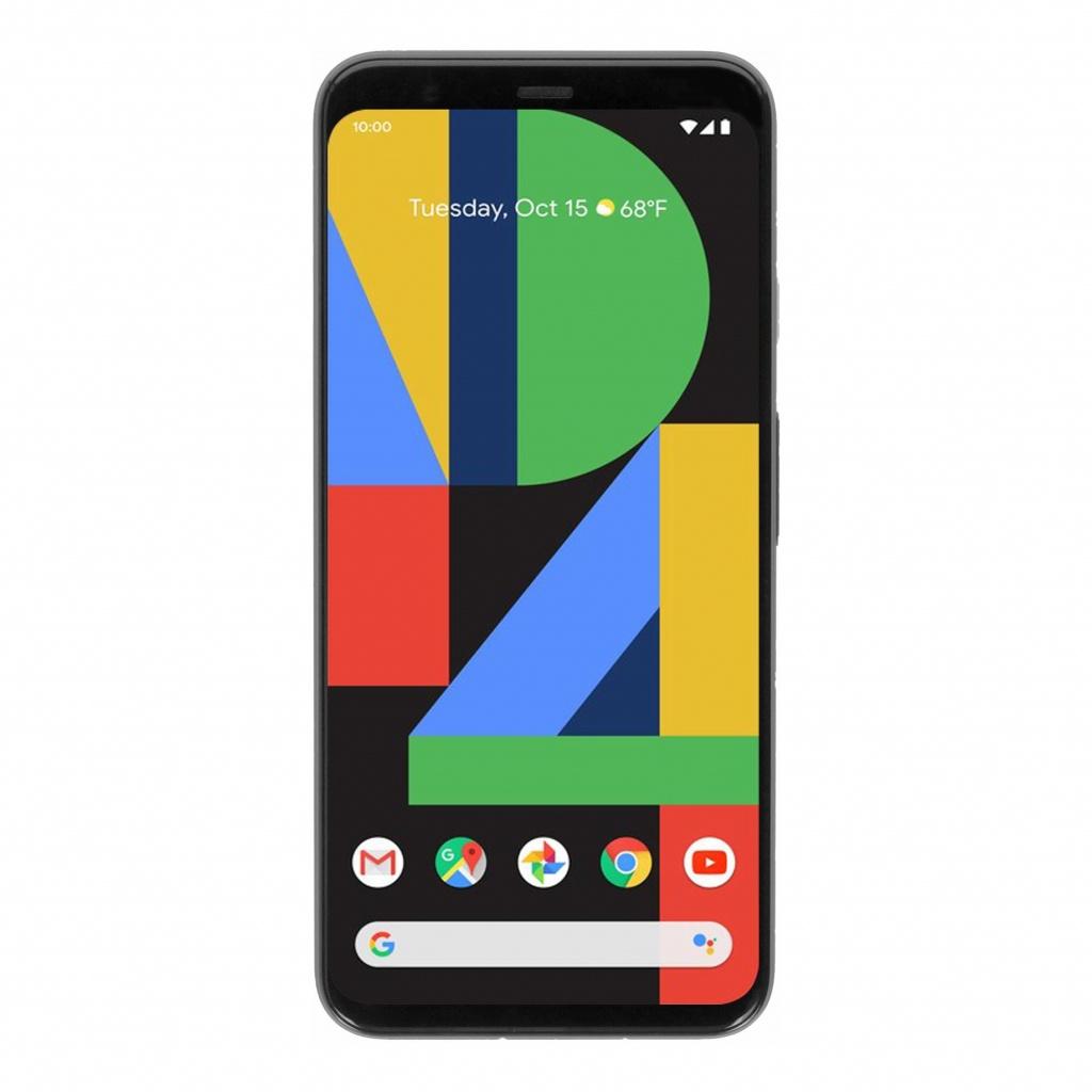 Google Pixel 4 64GB negro - nuevo