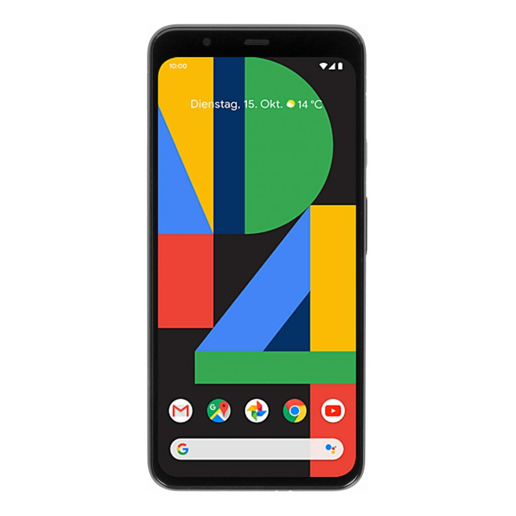 Google Pixel 4 XL 64GB negro - buen estado