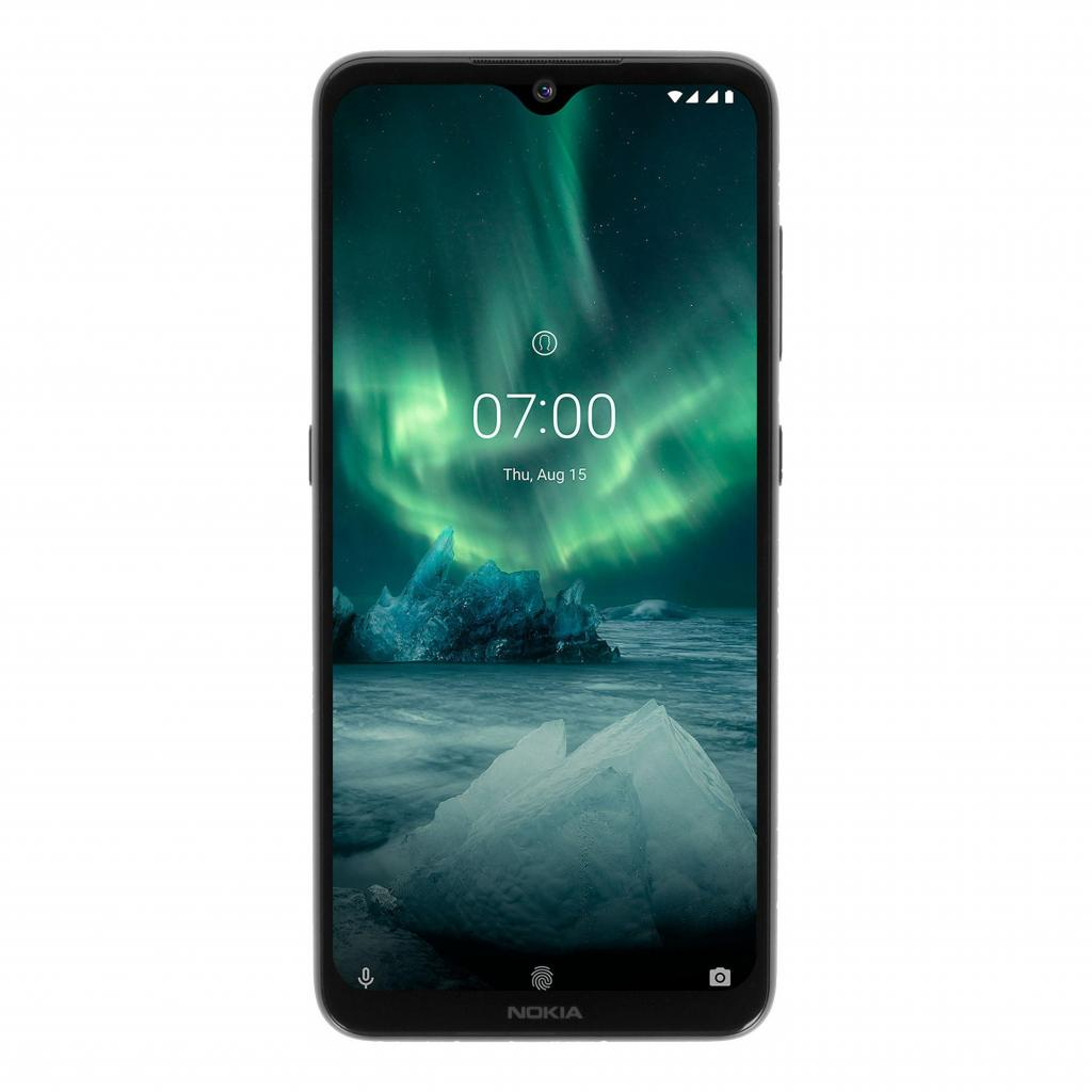 Nokia 7.2 Dual-SIM 64GB schwarz - neu