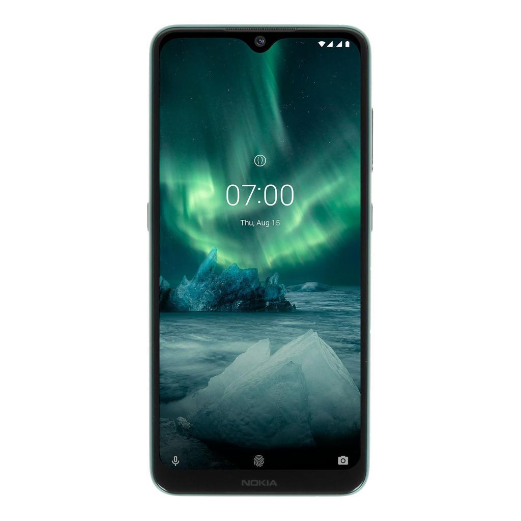 Nokia 7.2 Dual-SIM 64Go grün - neu