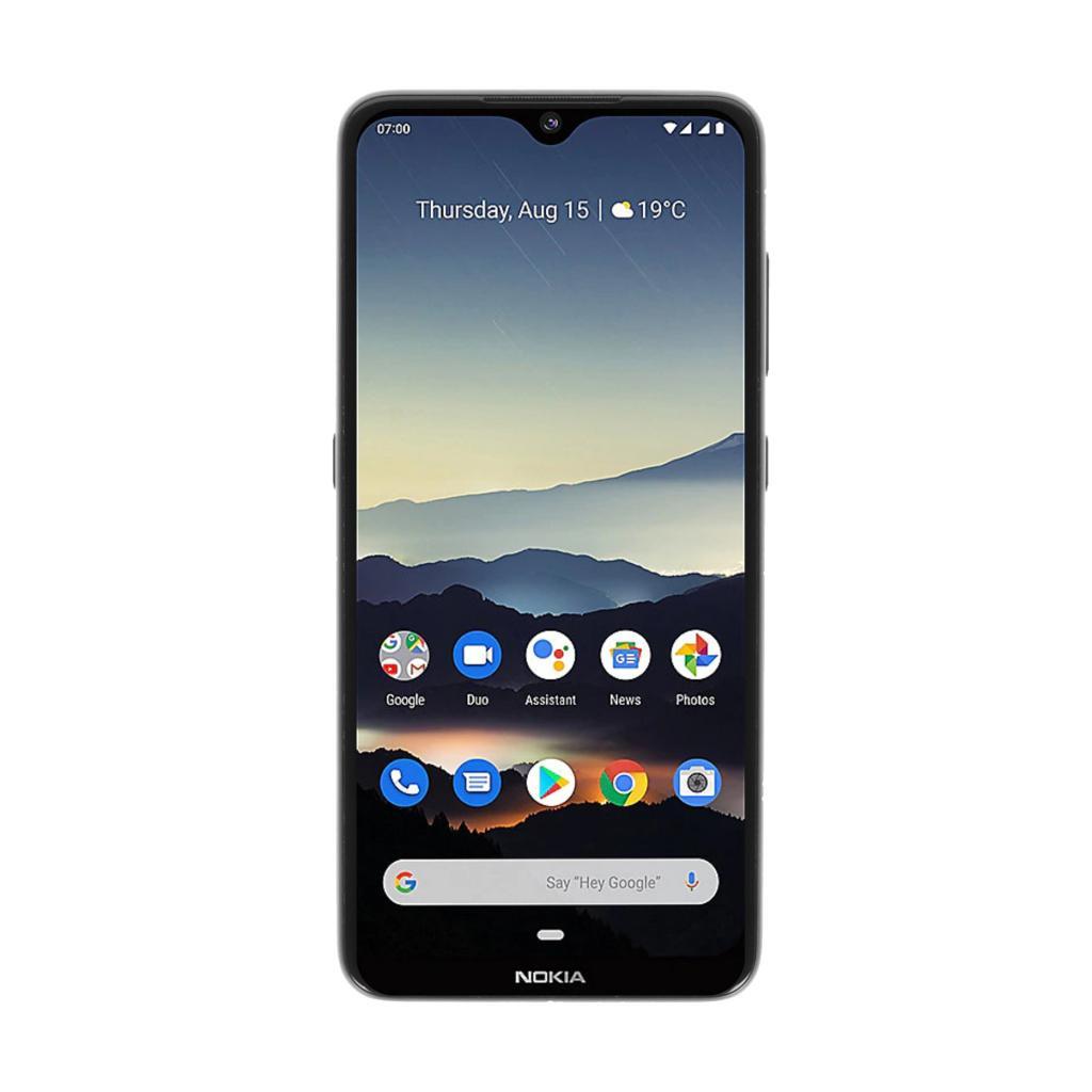 Nokia 7.2 Dual-SIM 128GB schwarz - neu