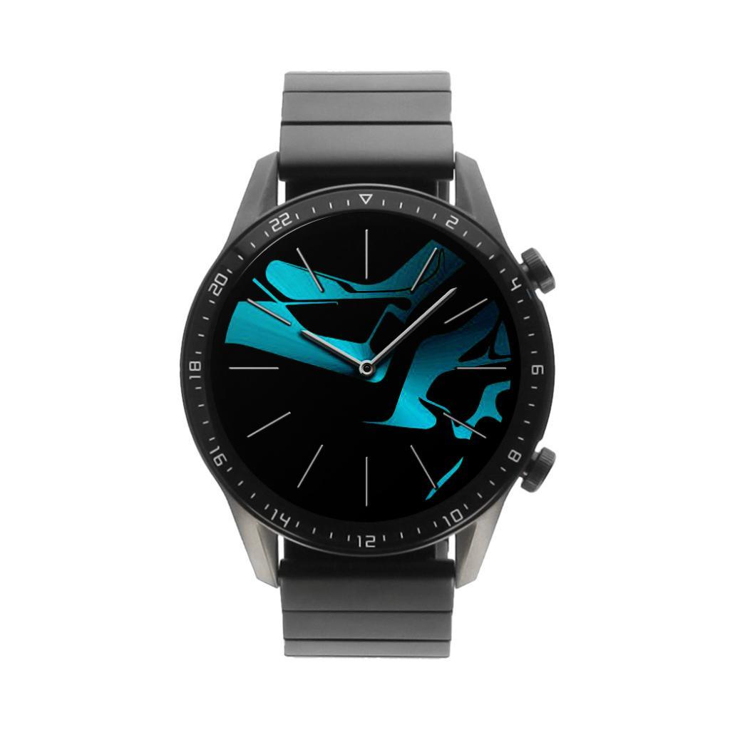 Huawei Watch GT2 Elite 46mm grau mit Gliederarmband titaniumgrau grau - neu