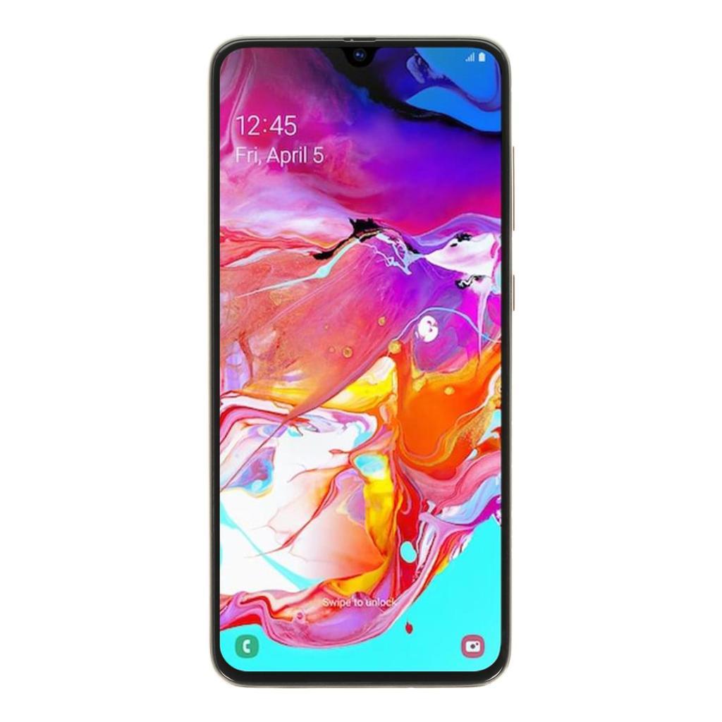 Samsung Galaxy A70 Duos A705F/DS 128GB coral - neu