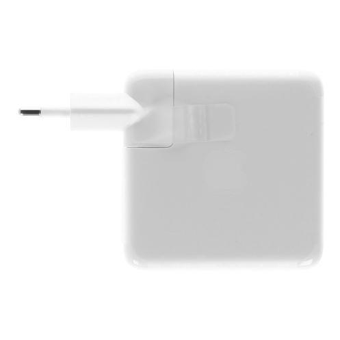 Apple 61W USB‑C Power Adapter (MRW22ZM/A) weiss - neu