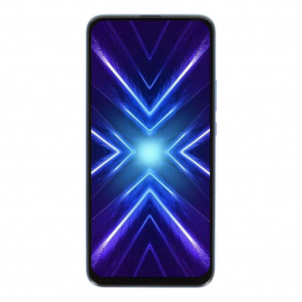 Honor 9X 128GB blau - gut