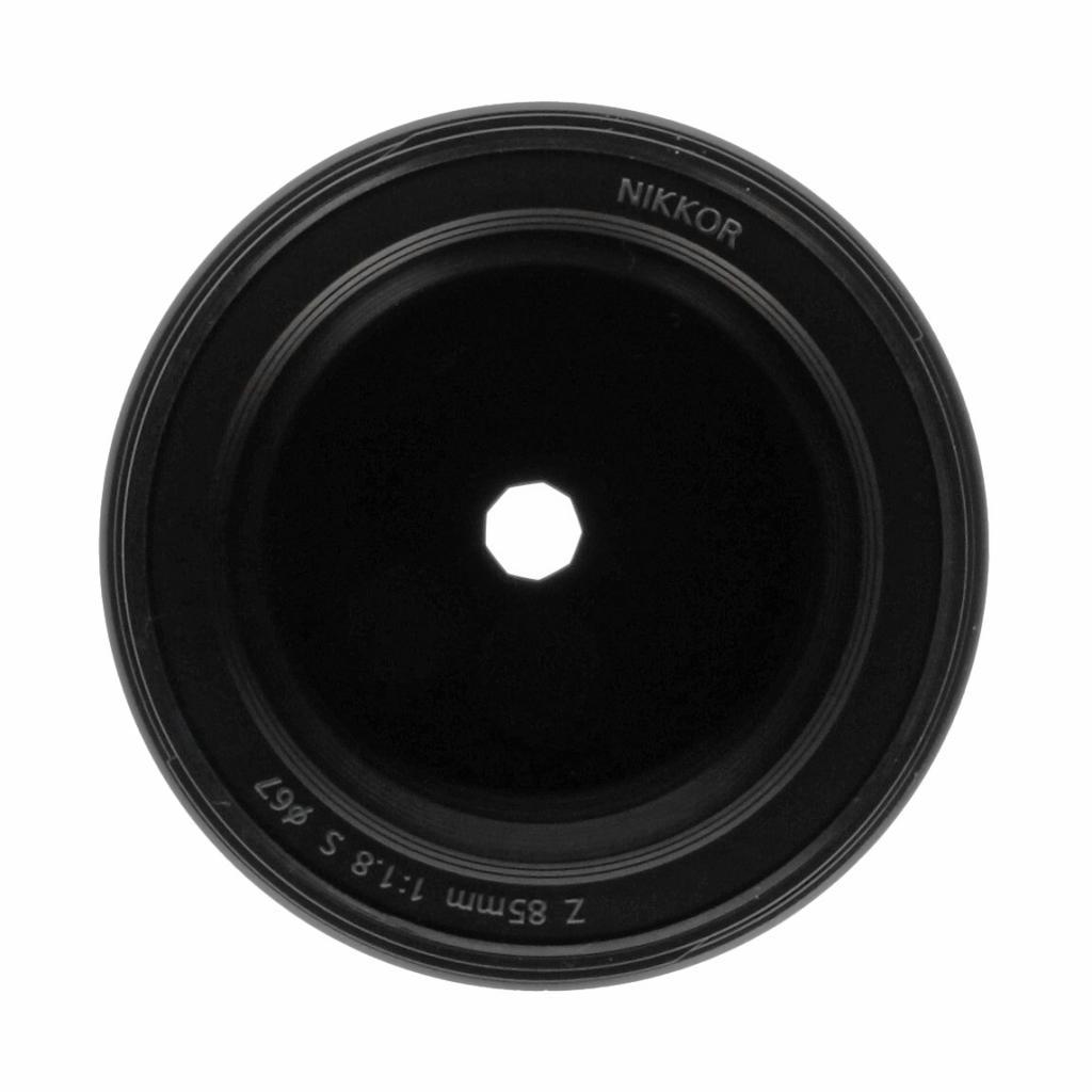 Nikon 85mm 1:1.8 Z S noir - Neuf